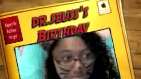 Thumbnail for entry Dr. Suess