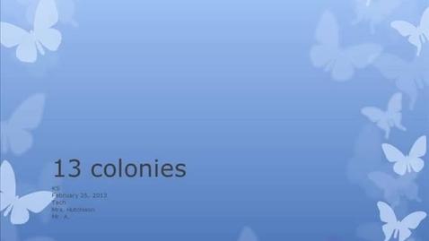 Thumbnail for entry KS 13 coloneys