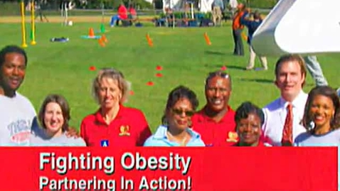Thumbnail for entry Fighting Obesity Partnering in Action