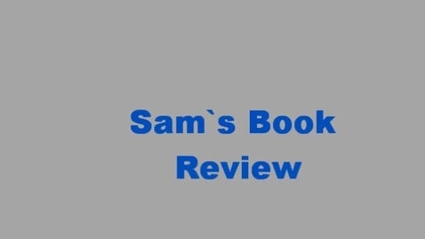 Thumbnail for entry 13-14 Sahadeo Sam's Book Review