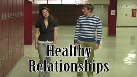 Thumbnail for entry Healthy Relationships