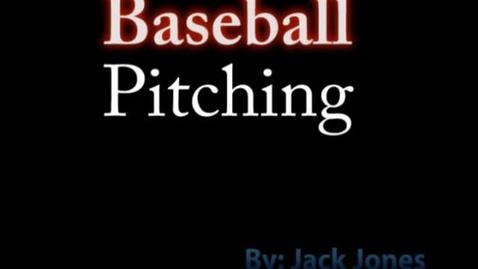 Thumbnail for entry Baseball Jack