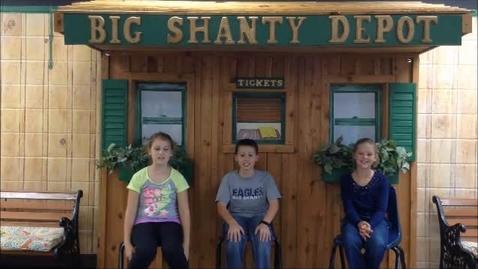 Thumbnail for entry Big Shanty Eagle News 11-18-15