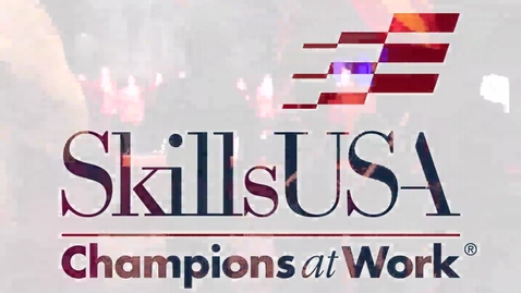 Thumbnail for entry SkillsUSA Wrap-Up Video 2015-16