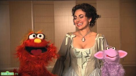 Thumbnail for entry Sesame Street: People in Your Neighborhood -- Opera Singer