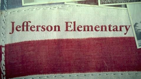 Thumbnail for entry Jefferson Elementary 2015 Art Fair