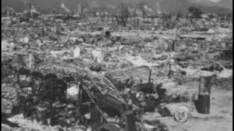 Thumbnail for entry The bombing of Hiroshima and Nagasaki: Perrett and Harnett