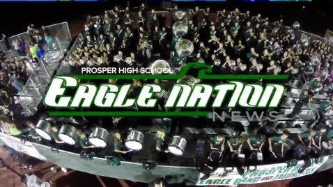 Thumbnail for entry Season 2, Episode 16 - Eagle Nation News