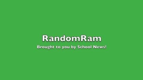 Thumbnail for entry random ram week 7