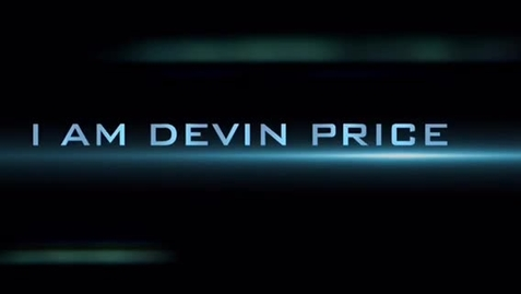 Thumbnail for entry I am Devin Price