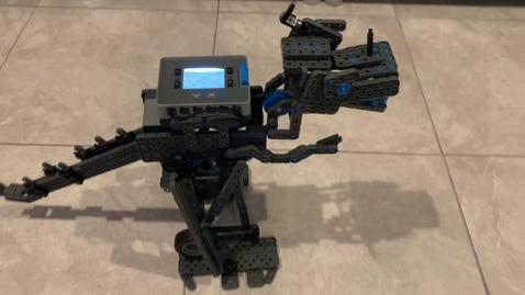 Thumbnail for entry Vrex Robot