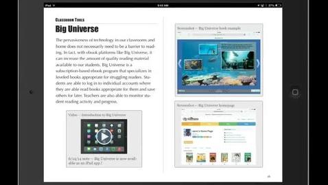 Thumbnail for entry Take an iPad screenshot