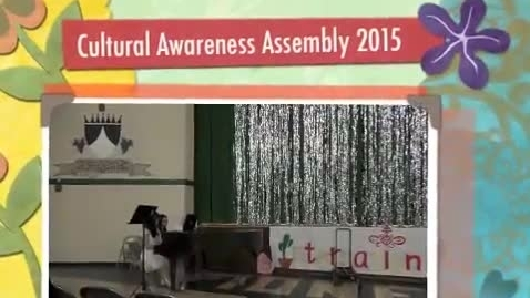 Thumbnail for entry Cultural Awareness Assembly/Concert 2015