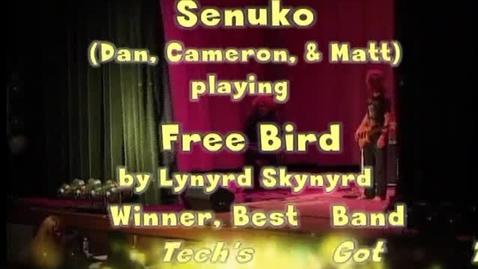 Thumbnail for entry Free Bird by Lynyrd Skynyrd, Played by Senuko