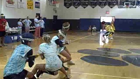 Thumbnail for entry Seniors v Sophomores