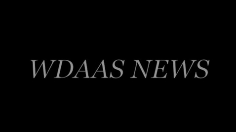 Thumbnail for entry DAAS Weekly News 11-13-09