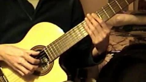 Thumbnail for entry Bach - Jesu Joy of Man's Desiring - Guitar