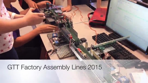 Thumbnail for entry McMinnville GTT Factory Assembly Lines 2015