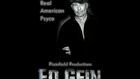Thumbnail for entry Ed Gein