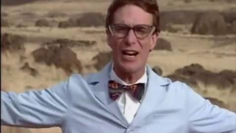 Thumbnail for entry Bill nye rock cycle