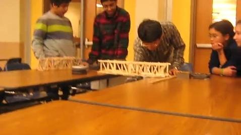 Thumbnail for entry Testing the Bridge