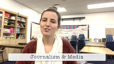 Thumbnail for entry Journalism and Media at Norup