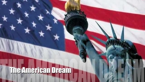Thumbnail for entry American Dream Paul Ocampo