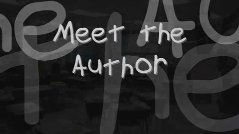 Thumbnail for entry Meet the Author
