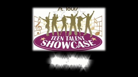 "Thumbnail for entry St. Louis Teen Talent Showcase - ""Our Story"" Dana Rae Warren"