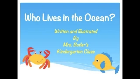 Thumbnail for entry Who Lives in the Ocean?