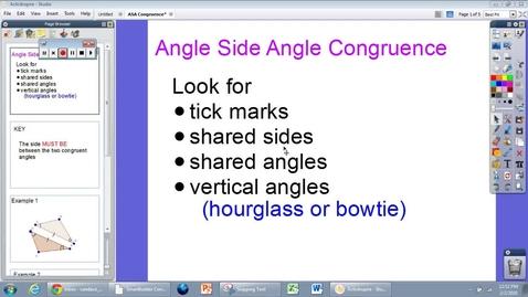 Thumbnail for entry G.6 Module 3: ASA Congruence