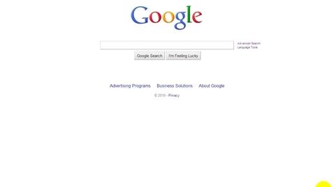 Thumbnail for entry Basic Google Tips