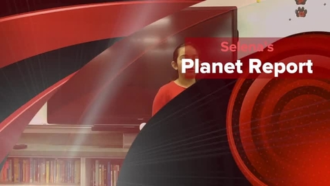 Thumbnail for entry Selena's Planet Report