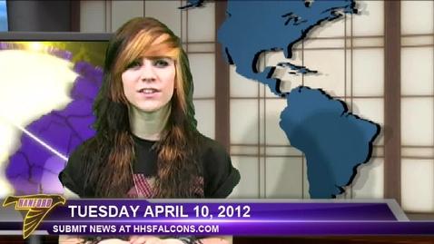 Thumbnail for entry April 10, 2012