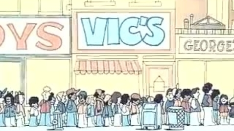 Thumbnail for entry School House Rock - Verb: That's What's a'Happenin'! (Grammar Rock)