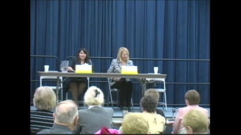 Thumbnail for entry 32nd Ohio Senate Candidate Debate