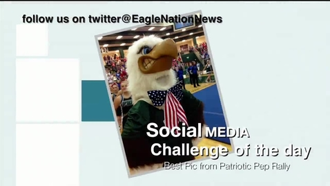 Thumbnail for entry Season 2, Episode 6 - Eagle Nation News