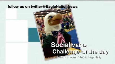 Thumbnail for entry Season 2, Episode 6 - Eagle Nation News