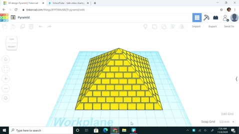 Thumbnail for entry Pyramid