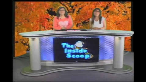 Thumbnail for entry 11/28/12 The Inside Scoop