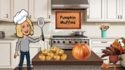 Thumbnail for entry Pumpkin Muffins