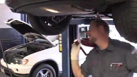 Thumbnail for entry Auto Repair