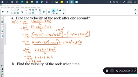Thumbnail for entry Calc Sect. 2.7 (part 2)