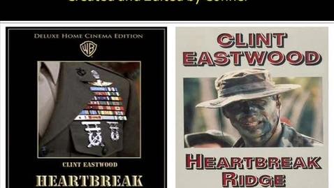 Thumbnail for entry Heartbreak Ridge Edited