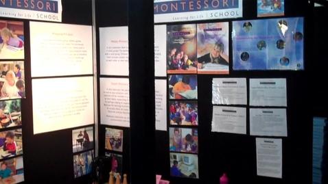 Thumbnail for entry Perth Montessori  School @ Perth Baby Expo