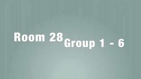Thumbnail for entry Room 28 Gold Rush Commercials Groups 1-6 2016-2017