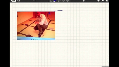 Thumbnail for entry Toy Car Centripetal Force Post-Lab Screencast