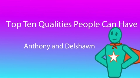 Thumbnail for entry Anthony and Delshawn's Top 10 - BB 2016/2017