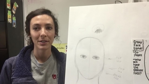 Thumbnail for entry MS/HS art (face pt 2)