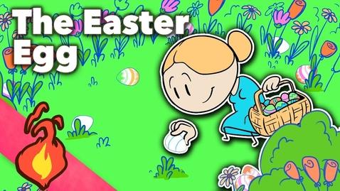 Thumbnail for entry The Easter Egg - Mary Magdalene & Ostara - Extra Mythology